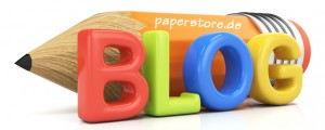 papier blogger. Atzoz Papier